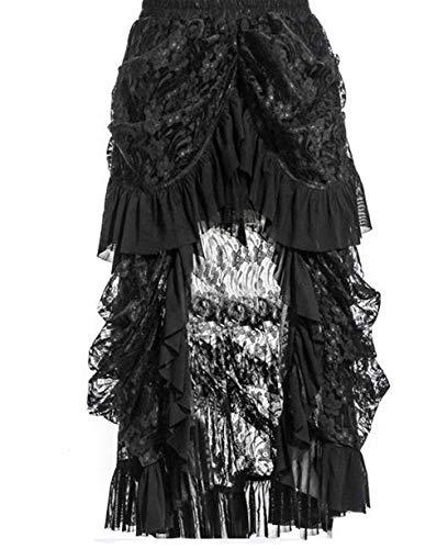 0ee849eeb ▷ Faldas góticas mujer ⋆ Tienda online de artículos de misterio ...