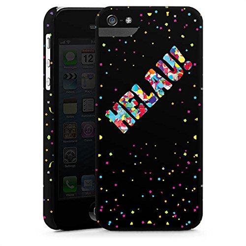 Apple iPhone X Silikon Hülle Case Schutzhülle Helau Fasching Karneval Premium Case StandUp