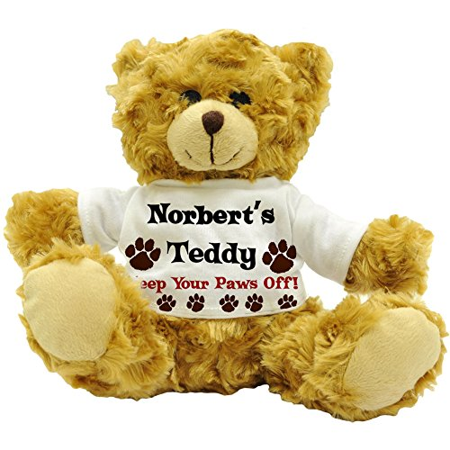 Norbert's, Teddy, Keep Your Paws Off!