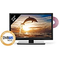TV 22 - DVD/USB - LED