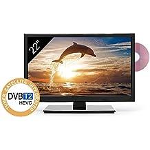 TV 22 - DVD/USB - LED