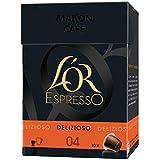 L'or espresso delizioso x10 Envoi Rapide Et Soignée ( Prix Par Unité )