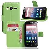 KATUMO® Alcatel Pixi 4 4'' Handytasche, Schutztasche für