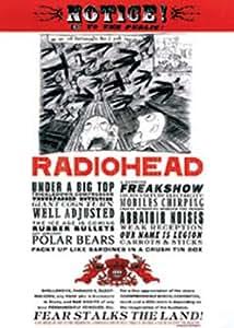 Empire 209535 Radiohead Notice To The Public Poster musique 61 x 91,5 cm
