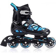 Meteor Patines en línea Inline kating Patines en línea patines en línea patines Area, azul