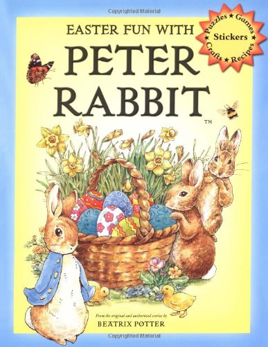 Easter fun with Peter Rabbit.