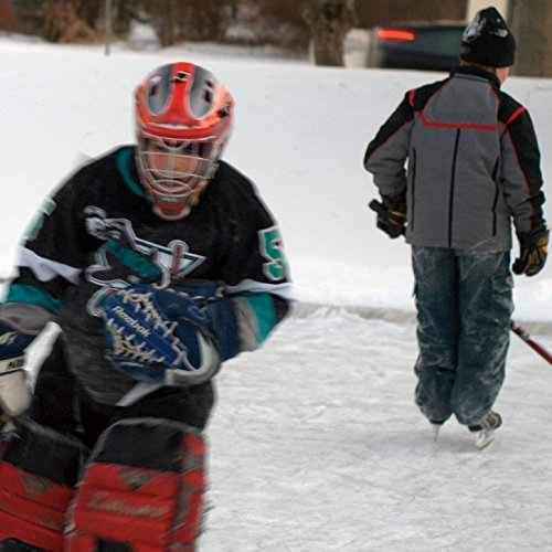 Outdoor Ice Hockey Rink (Hockey Rink)
