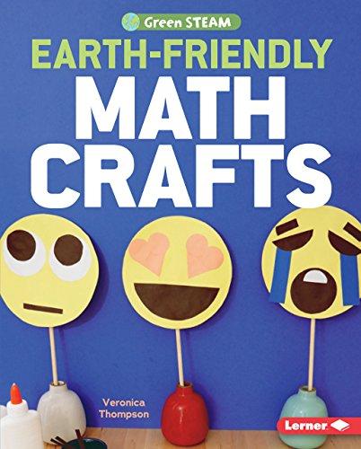 Dvd Media-cube (Earth-Friendly Math Crafts (Green STEAM) (English Edition))