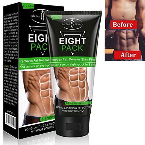 170g Crema Reductora Termogénica Para Hombre y Mujer - Quema Grasas Abdominal Natural Potente Adelgazante Rapido Crema