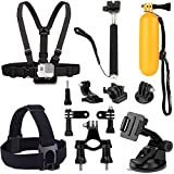 Luxebell 9-in-1 Accessories Kit for Gopr...