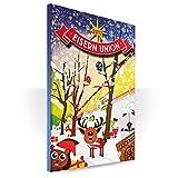 1. FC Union Berlin Kalender, Adventskalender, Weihnachtskalender - Fairtrade-zertifiziert ©