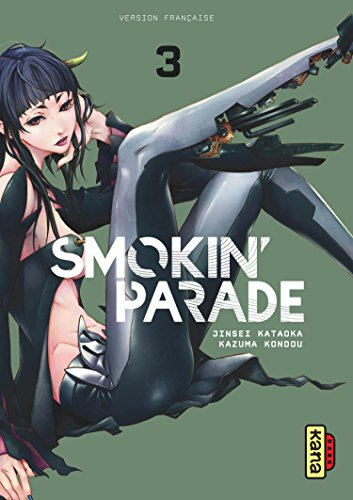 Smokin' Parade Edition simple Tome 3
