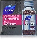 Phyto Phytophanere Integratore Alimentare Capelli e Unghie - 4 MESI di TRATTAMENTO 120 + 120 Capsule