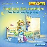 Conni kann nicht einschlafen / Conni macht das Seepferdchen: 1 CD (Meine Freundin Conni - ab 3)