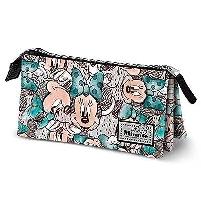 Minnie Mouse - Estuche Portatodo, (Karactermania KM-37565) de Karactermania
