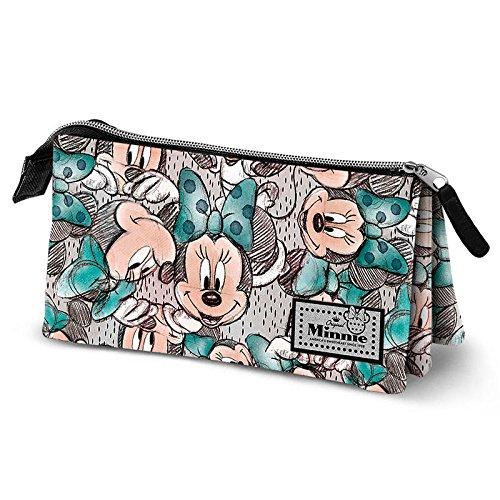 Minnie Mouse - Estuche Portatodo, (Karactermania KM-37565)