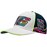 Cap VR46Women 46Valentino Rossi Blue/Black/Yellow Official Racing Apparel