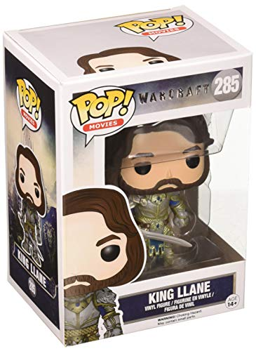 Funko 7470 World of POP Vinylfigur: Warcraft: King Llane Actionfigur