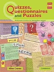 Quizzes, Questionnaires and Puzzles Book