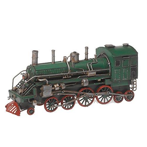 Pamer-Toys Modelo ferroviario de Chapa - Antique Vintage Retro Style -