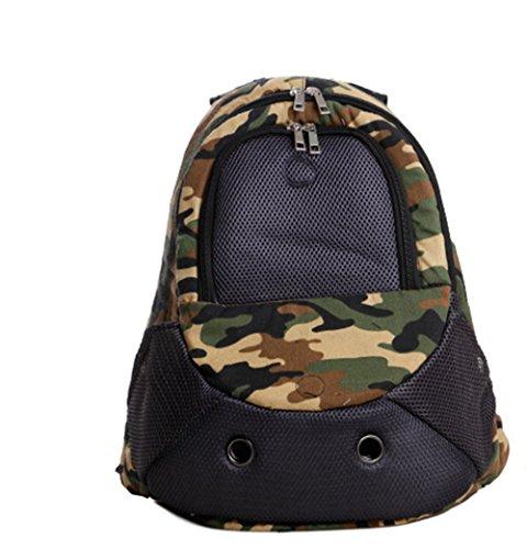 Reise tragbar Brust Rucksack oder Tasche für Pet Hund und Menschen ein Bag