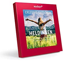 Erlebnisgutschein - mydays Magic Box: Auszeit für Alltagsheldinnen - Geschenkidee für Frauen