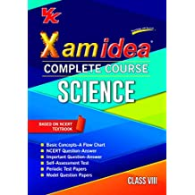 Xam Idea Science Class 8 for 2019 Exam