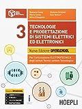 Tecnologie e progettazione di sistemi elettrici ed elettronici. Per gli Ist. tecnici industriali. Con e-book. Con espansione online: 3