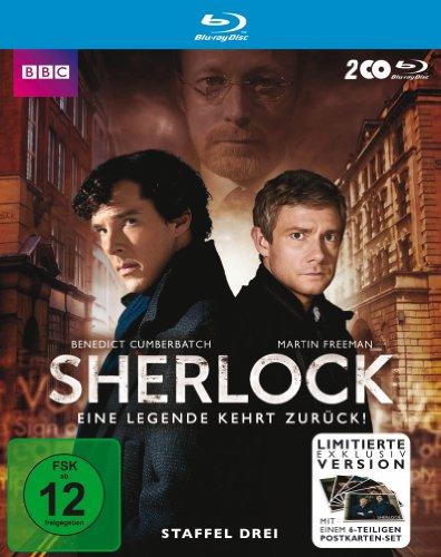 Staffel 3 (Limited Edition inkl. Postkartenset) [Blu-ray]