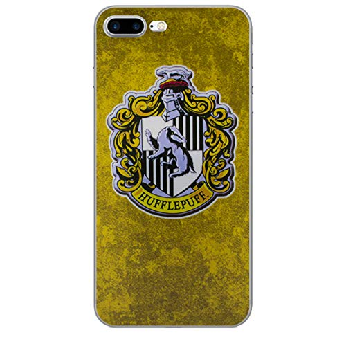 "Funda de Silicona para iPhone 7 / 8 Plus (5.5"") Harry Potter Houses pa"