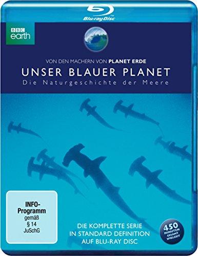 Preisvergleich Produktbild Unser blauer Planet - Die komplette Serie [Blu-ray]