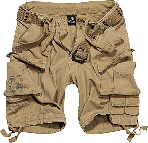Brandit Savage Vintage Gladiator Short Beige 4XL -