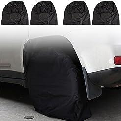 NOVSIGHT, 4 coprisedili per Pneumatici Auto per Ruote da 25″-28.5″