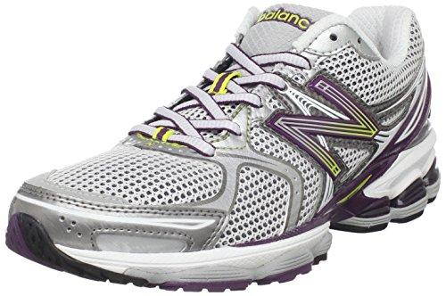 BALANCE 1260 NBX Ladies Running Shoe, Purple, UK8.5 - Width B