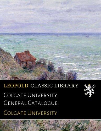 colgate-university-general-catalogue