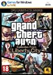 "Expand your command over the rough and tumble Grand Theft Auto underworld in Episodes from Liberty --the brand new Grand Theft Auto, containing two complete games – ""The Ballad of Gay Tony"" & ""The Lost and Damned"" – together in one box. What..."