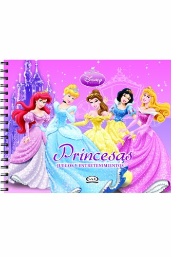 Princesas/Princesses: Juegos Y Entretenimientos/Games and Entertainment