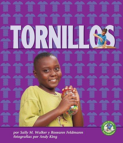 Tornillos (Screws) (Libros De Fisica) por Sally M. Walker