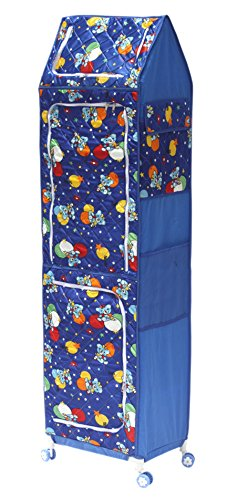 Amardeep and Co XXL Multipurpose Toy Box (Blue) - ALE-01blueT.T-7T