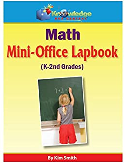 Math Mini-Office Lapbook - Grades K-2: Plus FREE Printable Ebook ...