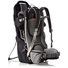 VAUDE Unisex's Shuttle Base Child Carrier, Black