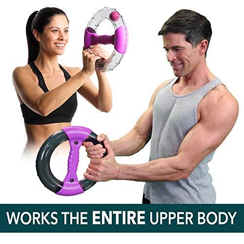 Zoom IMG-3 new powerspin evo allenamento braccio