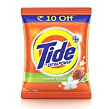 #2: Tide Plus Detergent Washing Powder with Extra Power Jasmine and Rose Pack - 1 kg