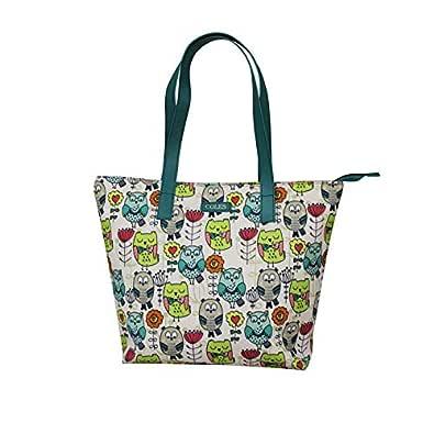 Coles Women's Floral Printed Tote Bag