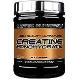 Scitec Ref.105611 Monohydrate de Créatine Complément Alimentaire 500 g