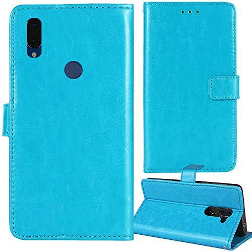 Lankashi Premium Retro Business Flip Book Stand Brieftasche Leder Tasche Schütz Hülle Handy Telefon Case Für ARCHOS Oxygen 57 5.71