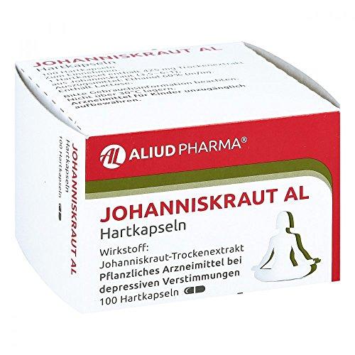 Johanniskraut Al Hartkapseln 100 stk