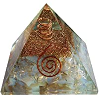 Opalit Orgonit Reiki Kristal-Pyramiden zur Heilung und für Chakra, Hausdekoration, 65mm mit Tasche preisvergleich bei billige-tabletten.eu