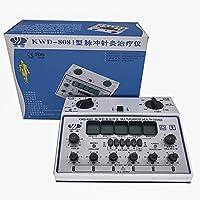 KWD808-I Elektrische Akupunktur Stimulator 6 Ausgang Patch Massager Massagegerät preisvergleich bei billige-tabletten.eu