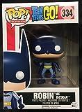 Funko –Colección Teen Titans Go! - Figura Robin, versión Batman